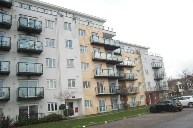 Thumbnail Flat to rent in Admirals House, Southsea