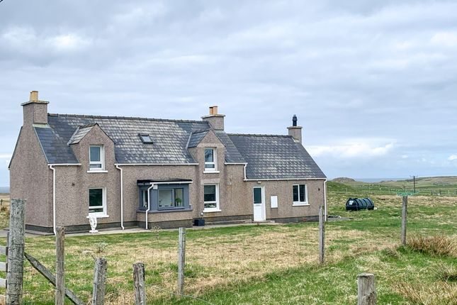 Thumbnail Detached house for sale in South Shawbost, Isle Of Lewis