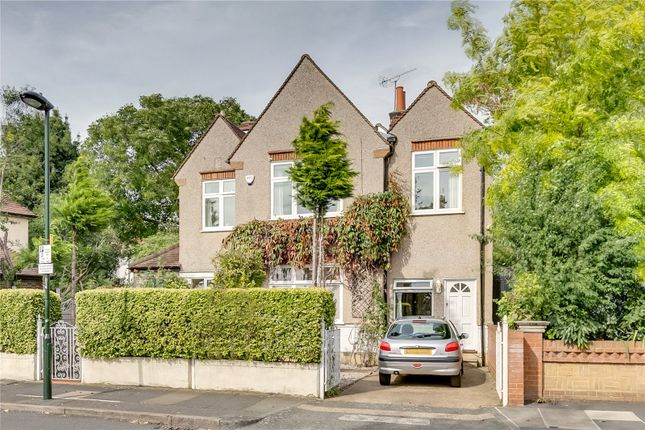 Thumbnail Detached house for sale in Suffolk Road, Barnes, London