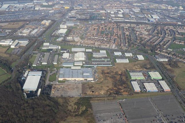 Thumbnail Light industrial to let in Unit B, Air Logistics, Speke, Liverpool