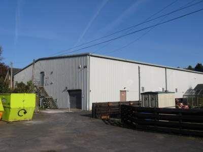 Thumbnail Industrial for sale in Langholm, Warehouse, Langholm