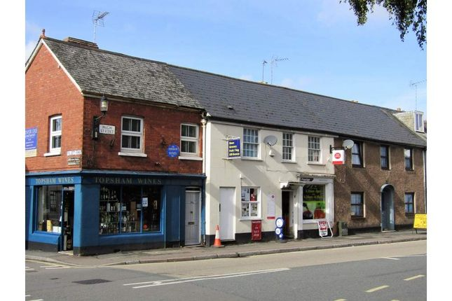 Thumbnail Retail premises for sale in Topsham Stores, Topsham