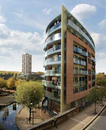 Thumbnail 1 bed flat for sale in Toronto House, Maple Quays, Surrey Quays Road, Canada Water, London