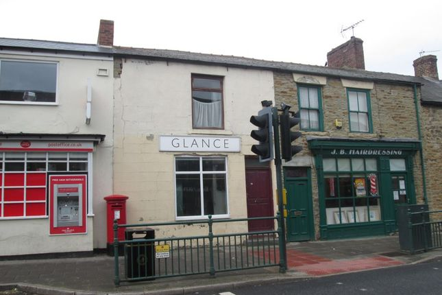 Retail premises for sale in Church Street, Shildon