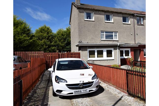 Thumbnail Maisonette for sale in Melrose Place, Coatbridge