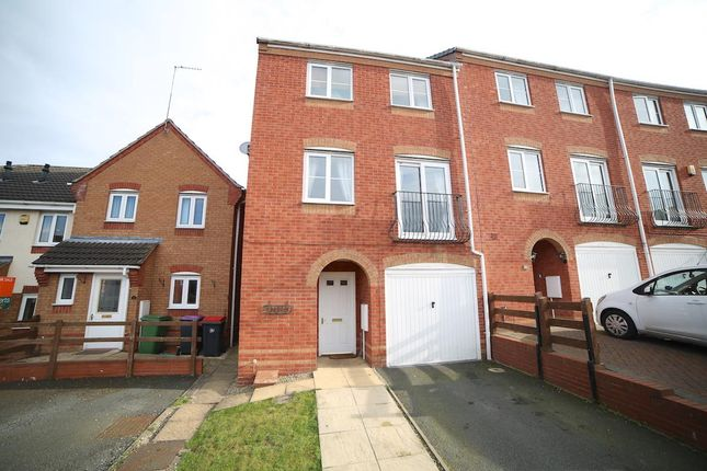 Thumbnail Terraced house for sale in Cardinals Close, Donnington Wood, Telford