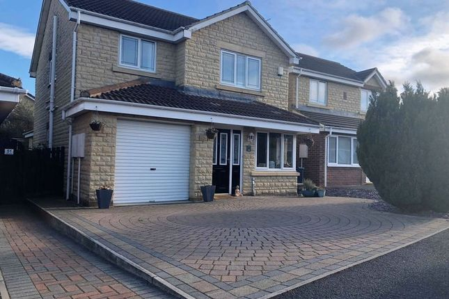 Thumbnail Detached house for sale in Cottonwood, Houghton Le Spring