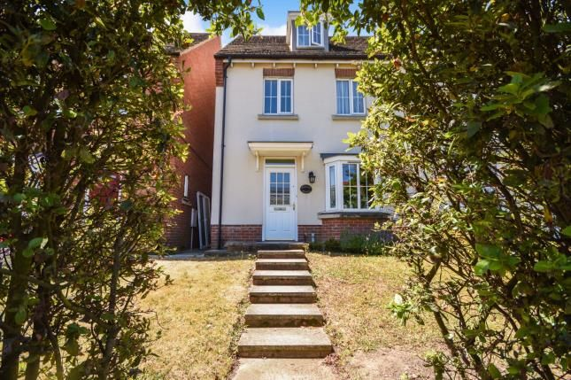 Thumbnail Semi-detached house for sale in Spinks Lane, Witham