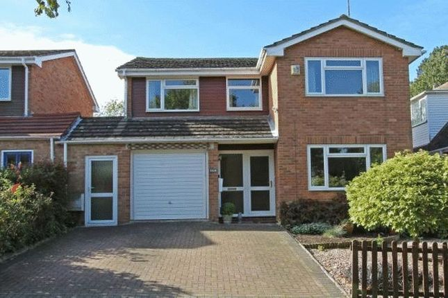 Thumbnail Detached house to rent in Cranham Lane, Churchdown, Gloucester