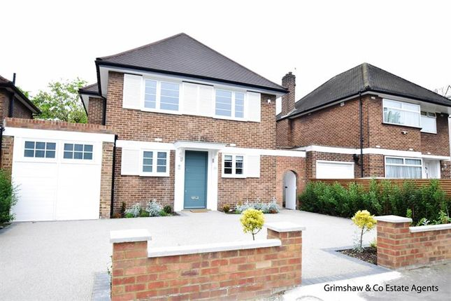 Thumbnail Detached house for sale in Corringway, Haymills Estate, Ealing, London