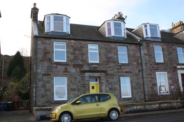 Thumbnail Flat for sale in Bloomfield, Kilchattan Bay, Isle Of Bute