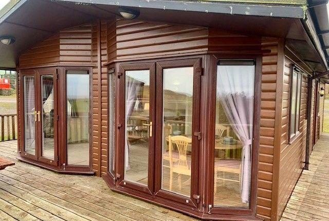 2 bed mobile/park home for sale in Borgue, Kirkcudbright DG6
