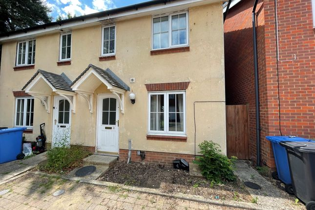 2 bed link-detached house to rent in Atkinson Close, Bowthorpe, Norwich NR5