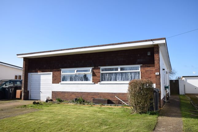 Detached bungalow for sale in Maresfield Drive, Pevensey Bay