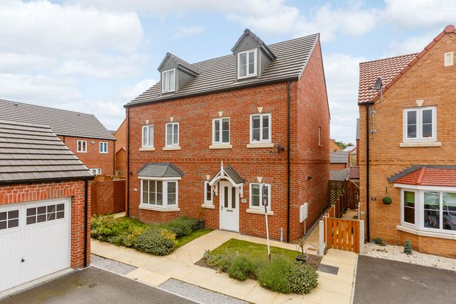 Thumbnail Semi-detached house for sale in Johnsons Gardens, Wath-Upon-Dearne, Rotherham