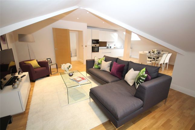 Thumbnail Flat for sale in Bournehall House, Bournehall Road, Bushey, Hertfordshire