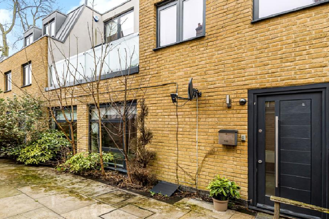 Thumbnail End terrace house for sale in Omega House, Wood Green