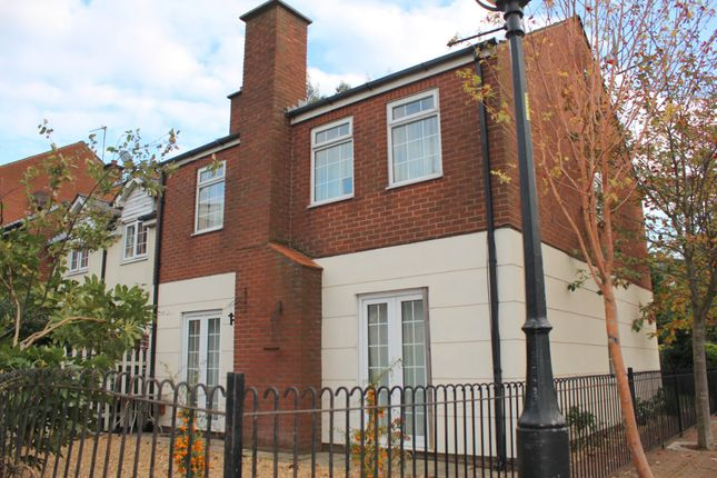 Thumbnail Semi-detached house to rent in Merchants Quay, Salford