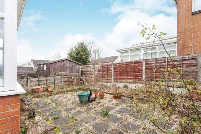 Garden of Beatrice Place, Blackburn, Lancashire BB2