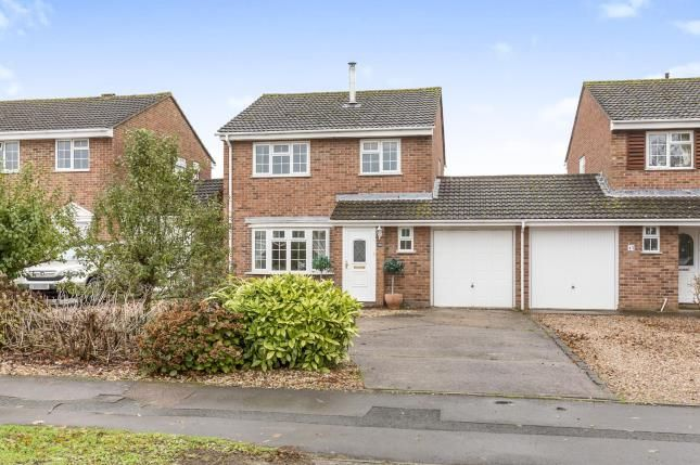 Thumbnail Link-detached house for sale in Hawthorne Avenue, Abbeydale, Gloucester, Gloucestershire