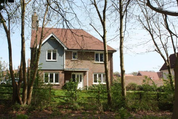 Thumbnail Property to rent in Lewin Twitten, Haywards Heath