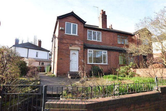 Thumbnail Semi-detached house for sale in Grove Lane, Headingley, Leeds