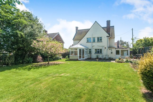 Thumbnail Detached house for sale in Jeffreys Way, Taunton