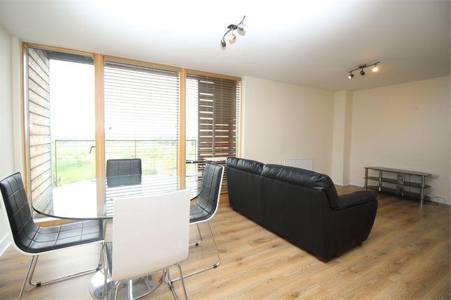 Thumbnail Flat to rent in Emerald House, The Vizion, Milton Keynes