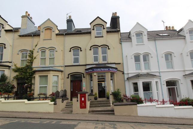 Thumbnail Retail premises for sale in 2 Laureston Terrace, Douglas, Isle Of Man
