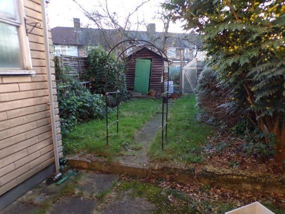 Garden of Dagenham, Essex, . RM9