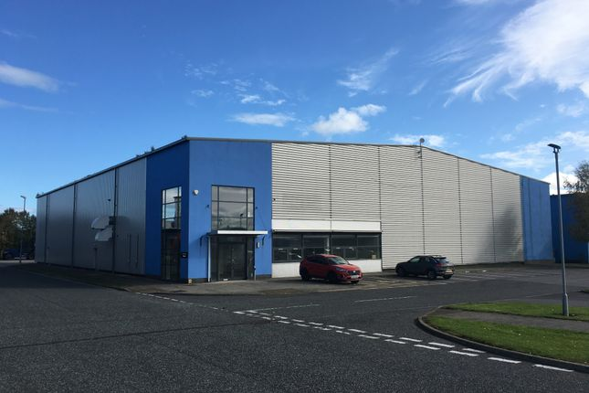 Thumbnail Warehouse to let in Intersect 19, Tyne Tunnel Trading Estate, North Shields