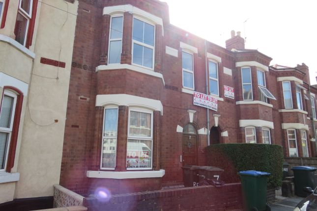Thumbnail Terraced house to rent in Regent Street, Earlsdon, Coventry