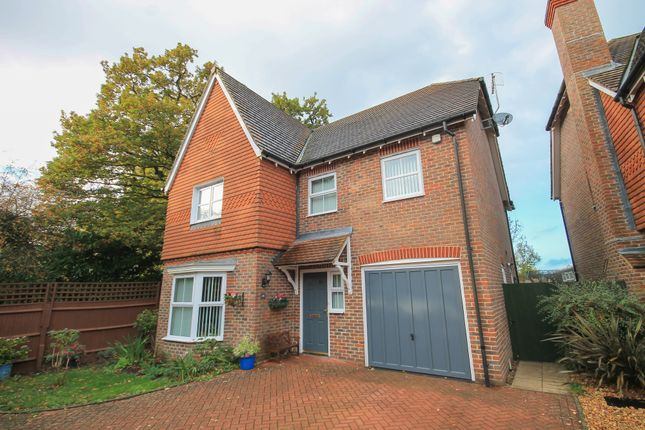 Detached house for sale in Hilda Dukes Way, East Grinstead