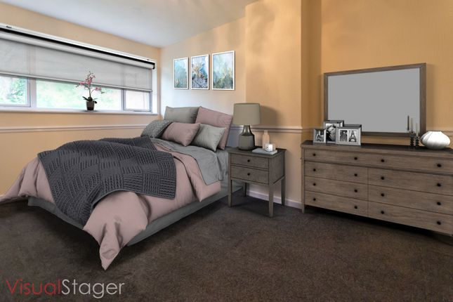 Virtual Staging of Whitville Close, Kidderminster DY11