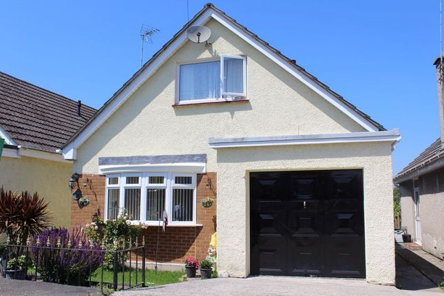 Thumbnail Detached house for sale in Roberts Close, St. Athan, Barry