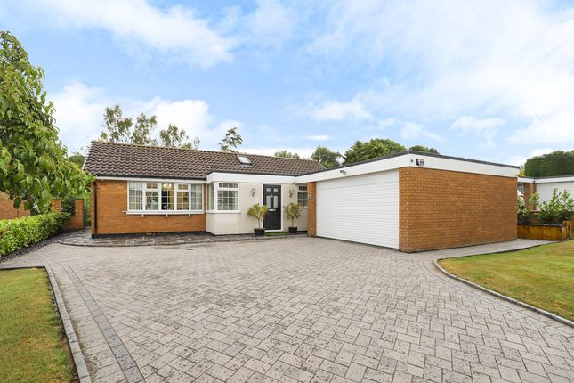 Thumbnail Detached bungalow for sale in Greenways, Walton, Chesterfield