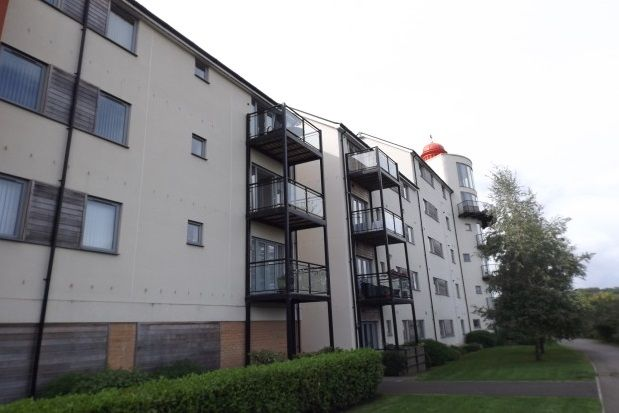 Thumbnail Flat to rent in Wren Gardens, Portishead
