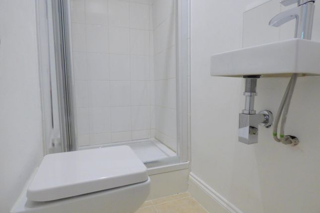 Shower Room of Mercia Grove, London SE13