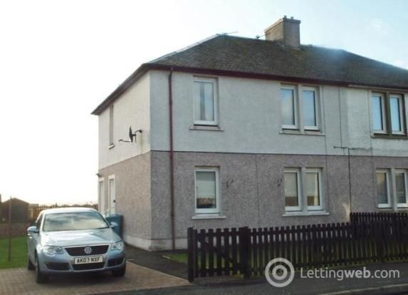 Thumbnail Flat to rent in Trows Road, Wishaw