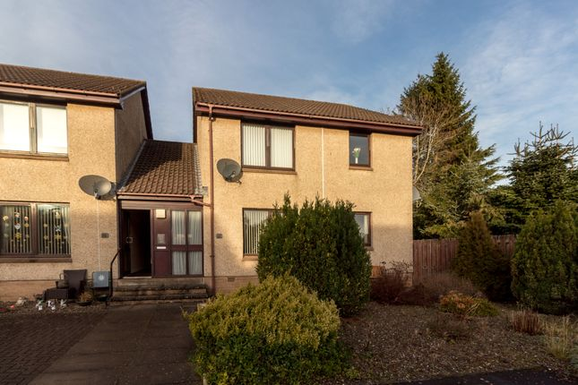 Thumbnail Flat to rent in Service Road, Forfar