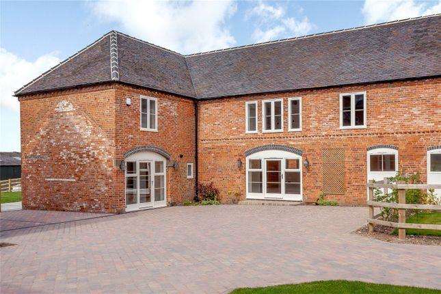 Thumbnail Property for sale in Kingstanding, Needwood, Burton-On-Trent, Staffordshire