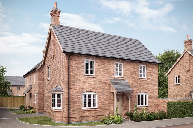 """Thumbnail Detached house for sale in """"The Ford"""" at Crick Road, Hillmorton, Rugby"""