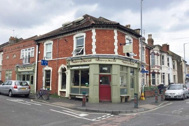 Thumbnail Restaurant/cafe to let in 89 St Marks Road, Bristol