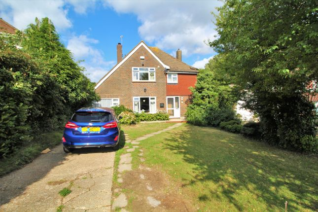 Thumbnail Detached house for sale in Gillsmans Hill, St. Leonards-On-Sea