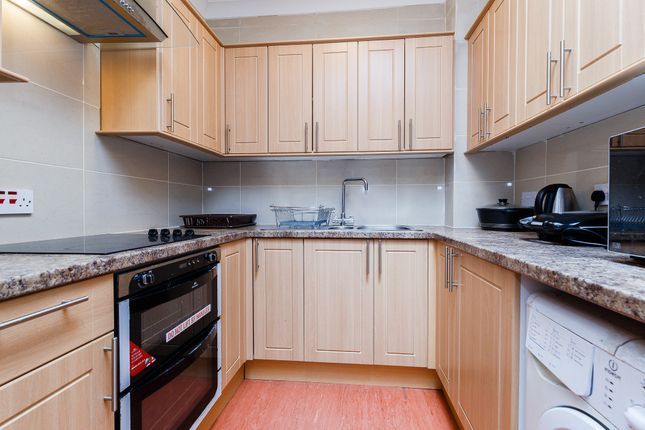 Thumbnail Flat to rent in Aylestone Avenue, London