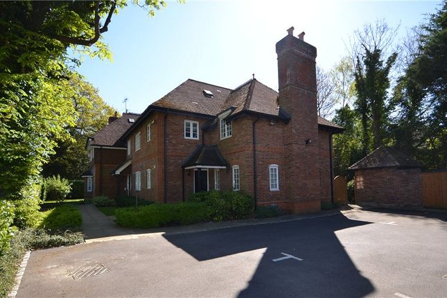 Thumbnail Flat for sale in Heath Lodge, 81 Reading Road, Yateley