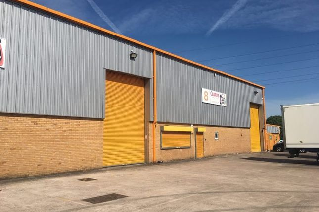 Industrial to let in Units 7 And 8 Estuary Court, Queensway Meadow Ind Est, Newport