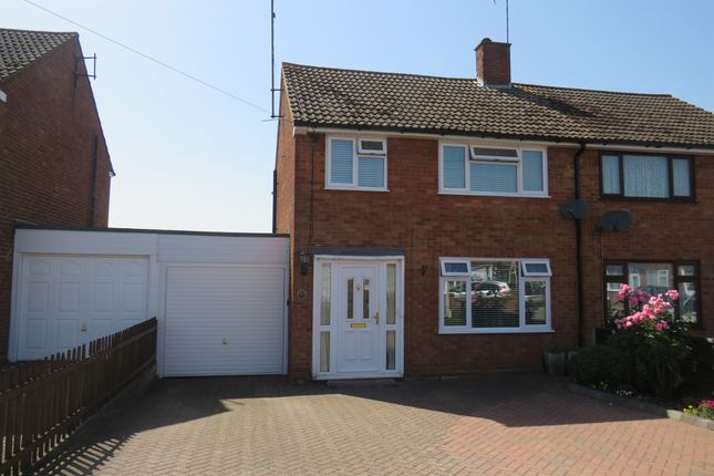 Thumbnail Semi-detached house for sale in Highfield Road, Leighton Buzzard