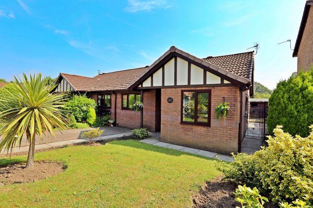 Thumbnail Semi-detached bungalow for sale in Chandlers Reach, Llantwit Fardre, Pontypridd