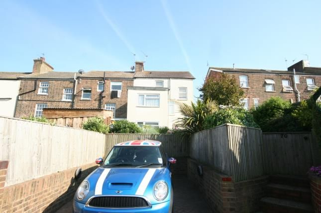 Thumbnail End terrace house for sale in Church Street, Old Town, Eastbourne, East Sussex